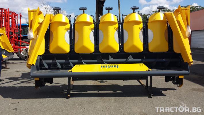Хедери за жътва Fantini Адаптер за царевица L03 0 - Трактор БГ