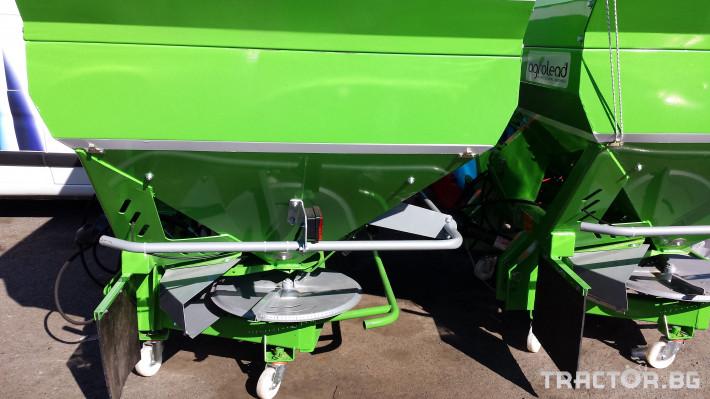 Торачки Agrolead INSTA 3000 1 - Трактор БГ