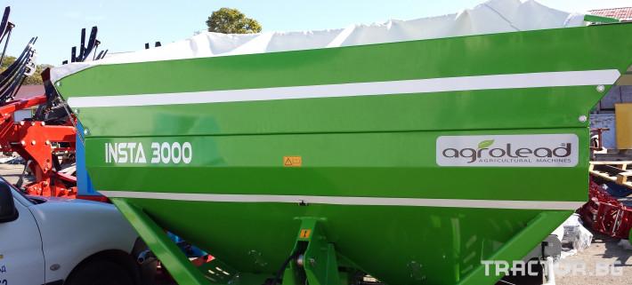 Торачки Agrolead INSTA 3000 2 - Трактор БГ