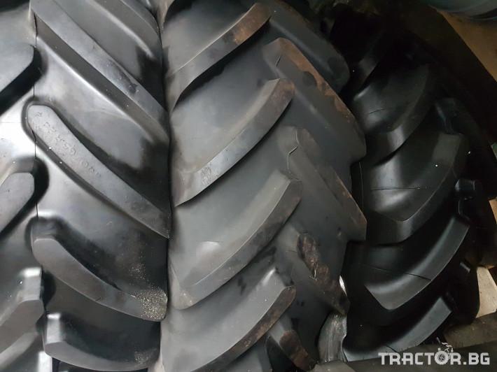 Гуми за трактори Michelin MULTIBIB 540/65R34 0 - Трактор БГ