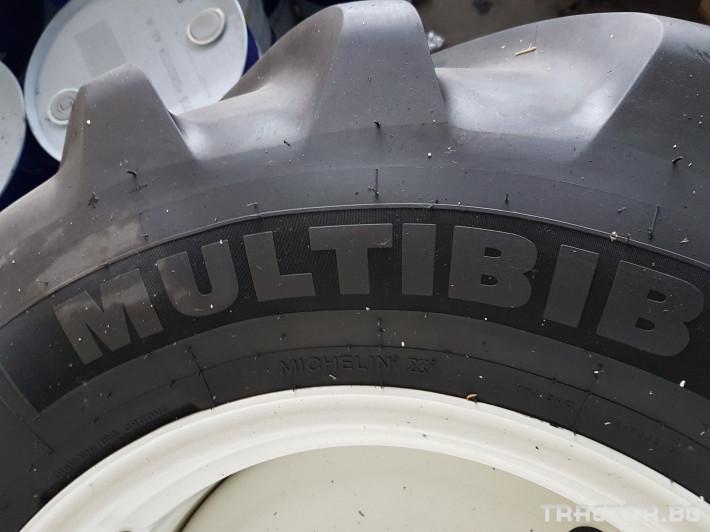 Гуми за трактори Michelin MULTIBIB 540/65R34 1 - Трактор БГ