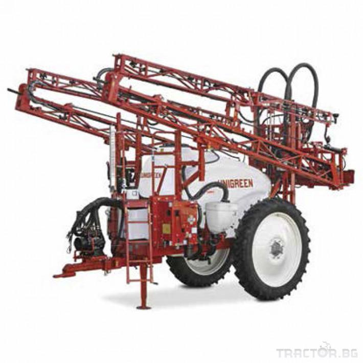 Трактори New Holland TD100D + Gaspardo 3