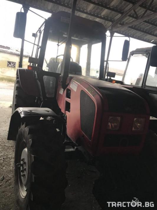 Трактори Беларус МТЗ 1025.4 0 - Трактор БГ