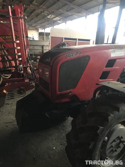 Трактори Беларус МТЗ 1025.4 7 - Трактор БГ