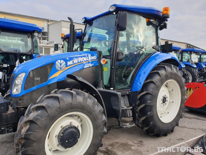 Трактори New-Holland TD5.95 0