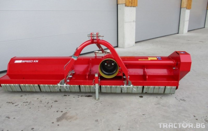 Мулчери Мулчер Breviglieri Speed KN 320 0 - Трактор БГ